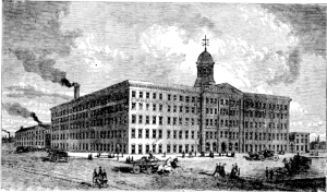 Knabe Baltimore Factory 1873