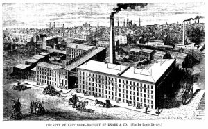 Wm Knabe Factory 1866