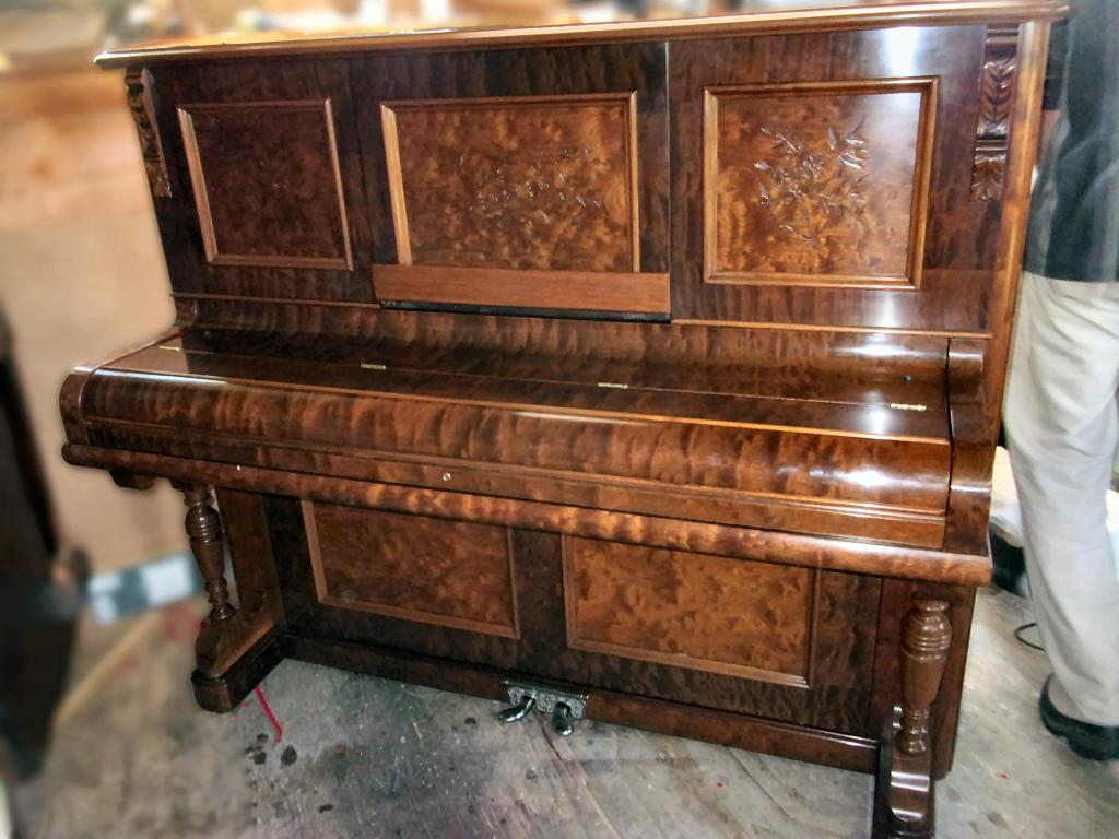 piano - after
